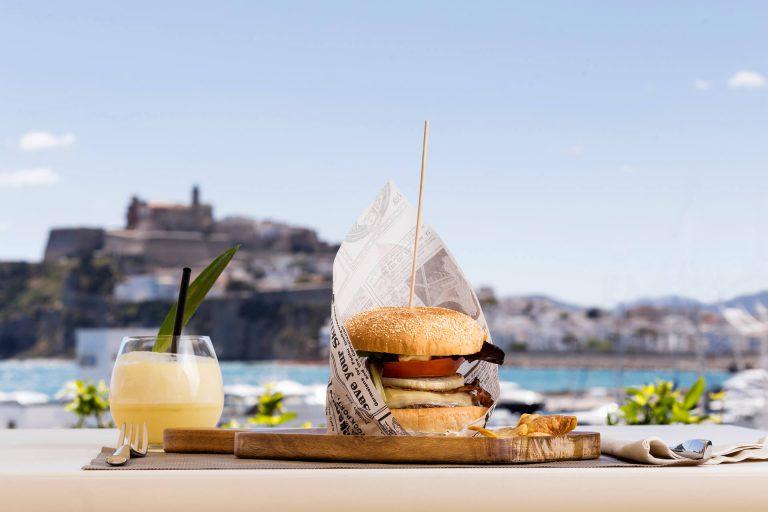 Hotel Rocamar Gastronomía