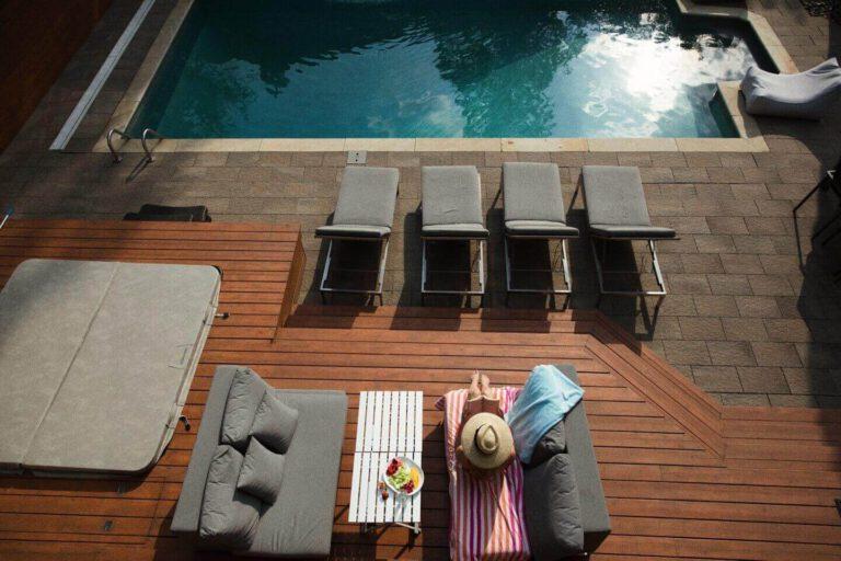 Fotografía comercial para hoteles en Ibiza