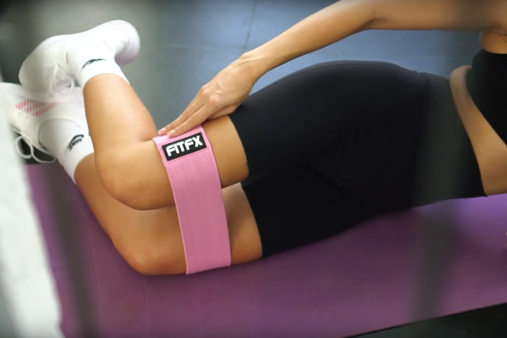 Video lifestyle FitFx bands
