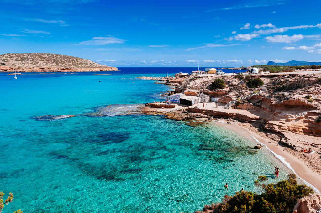 Localizaciones En Ibiza Cala Comte