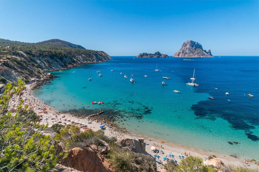 Localizaciones En Ibiza Cala d'Hort