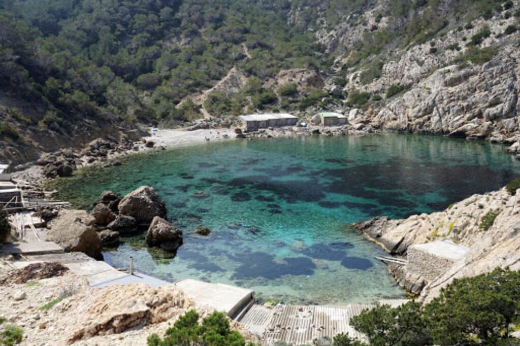 Localizaciones En Ibiza Cala Portitxol