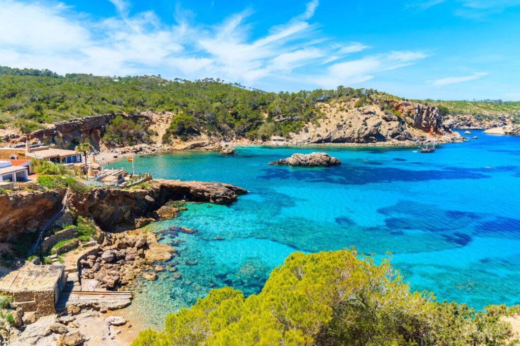Localizaciones En Ibiza Cala Xarraca