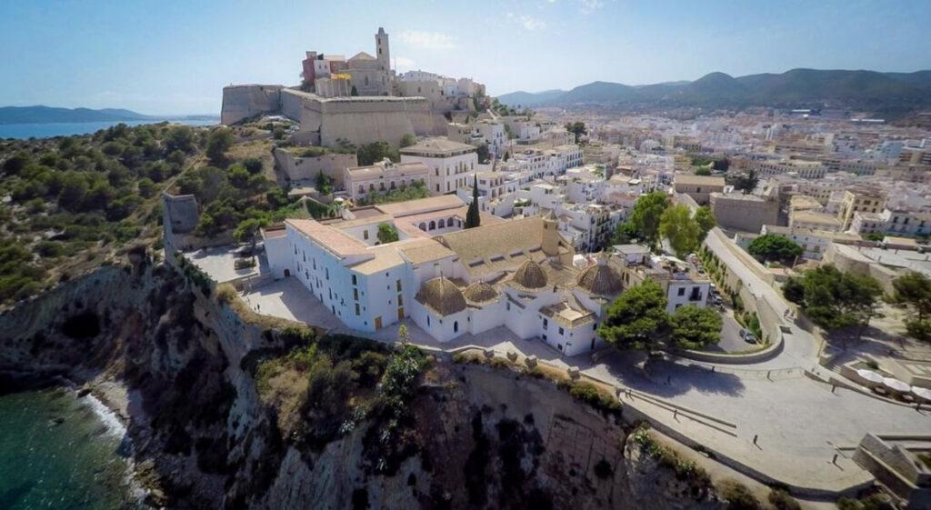 Localizaciones En Ibiza Dalt Vila