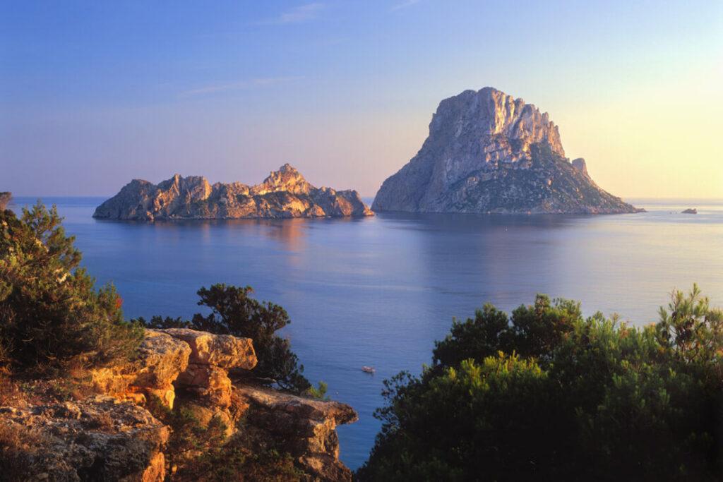 Localizaciones En Ibiza Es Vedra