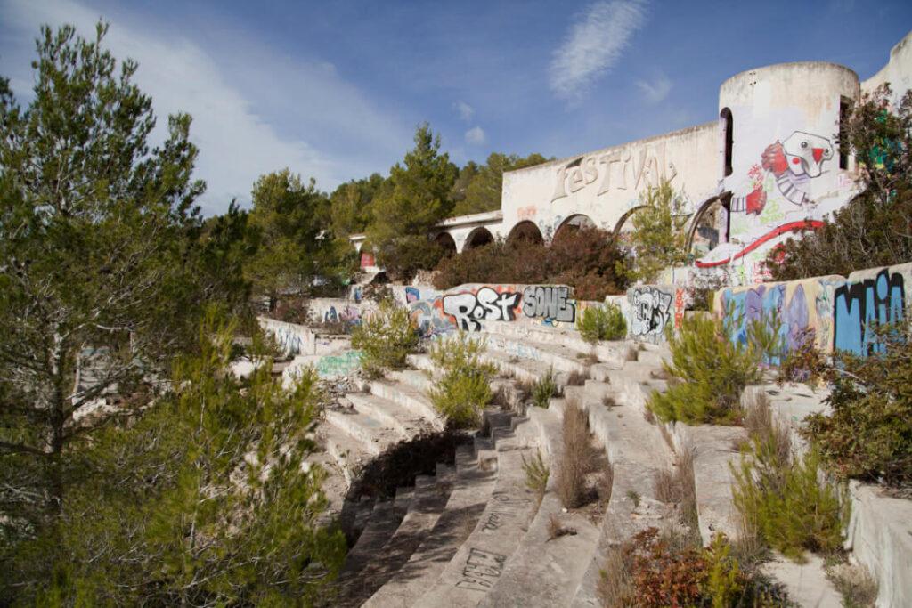Localizaciones En Ibiza Festival Club