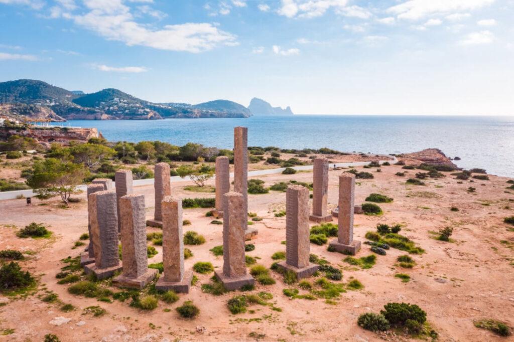 Localizaciones En Ibiza Ibiza Henge