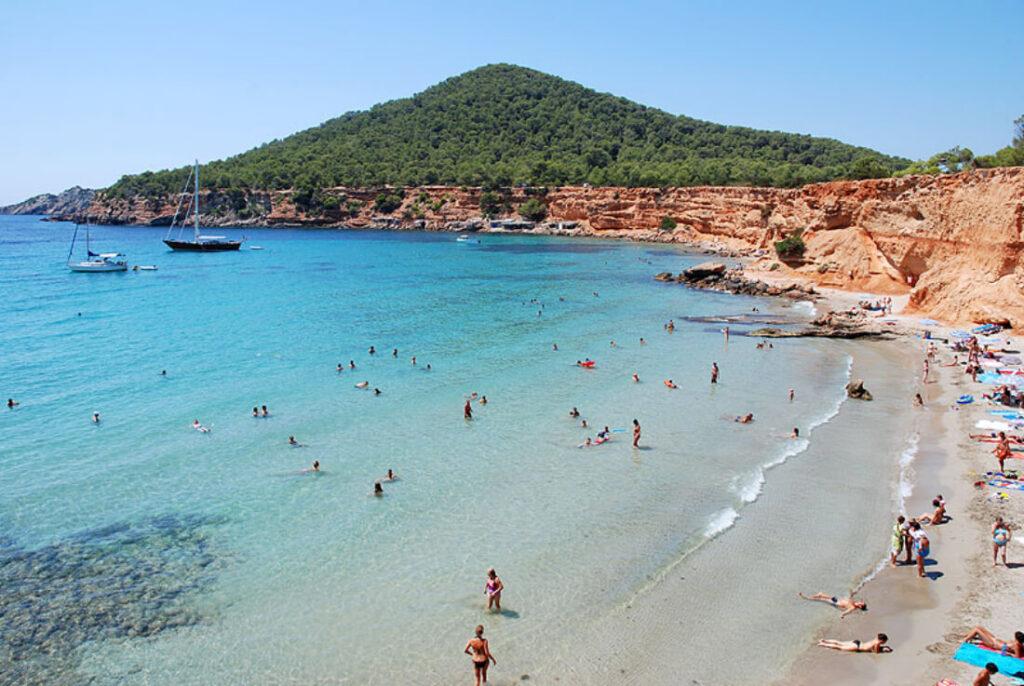 Localizaciones En Ibiza Sa Caleta