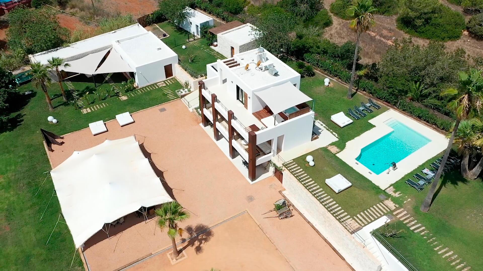 Fotografia Dron Ibiza 1