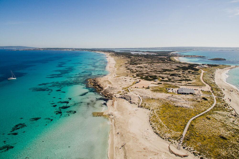 Fotografia Dron Ibiza 4